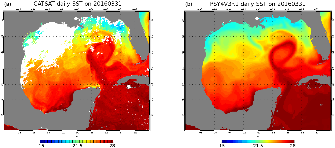 OS - Recent updates to the Copernicus Marine Service global