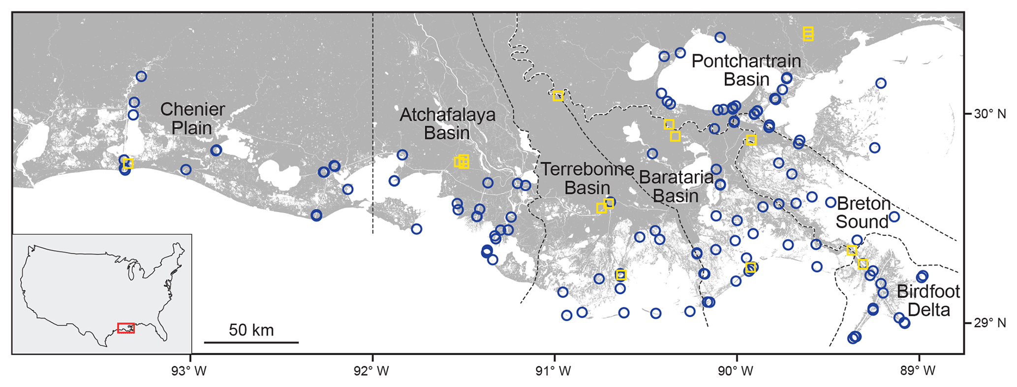 OS - Measuring rates of present-day relative sea-level rise in low